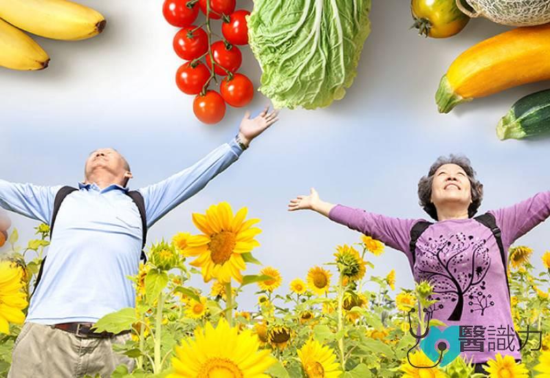 充足营养·有助延缓老化