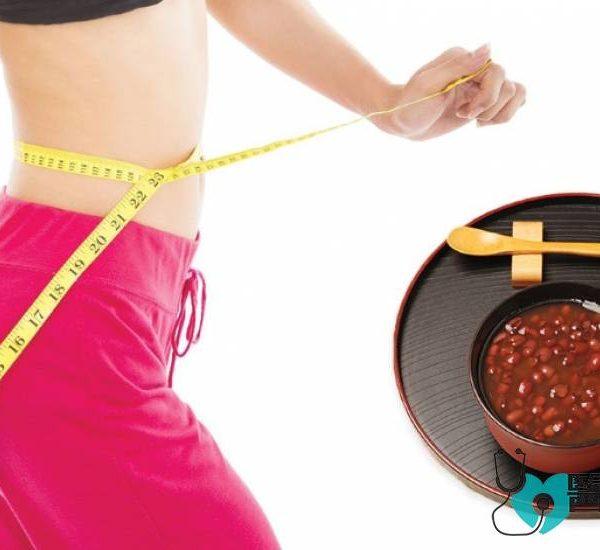 喝红豆水消水肿瘦身?应先分辨是肿还是胖