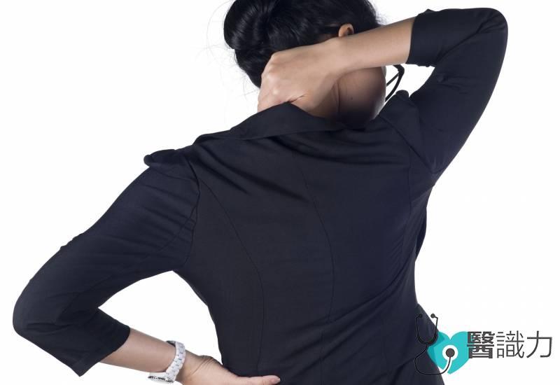 富贵包别乱按 施力过重 颈椎易损伤